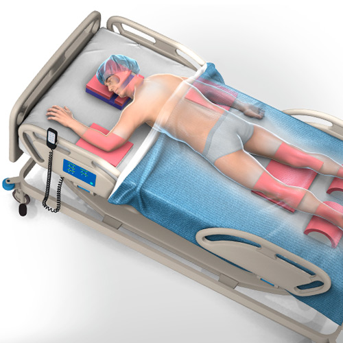 PinkProtect ICU Positioning Kit
