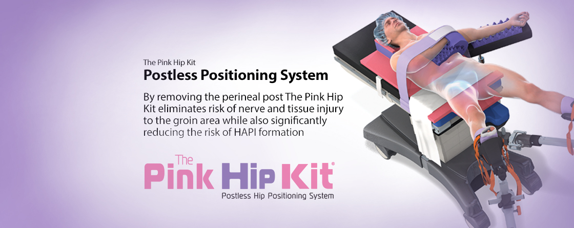 Postless Hip Arthroscopy Positioning System